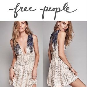 Free People Walking Through My Dreams Dress